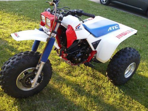 Honda 350x three wheeler for sale craigslist | Edition