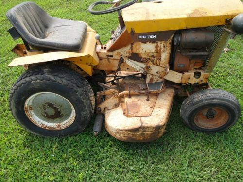 3 wiring diagram for912 allis chalmers lawntractors