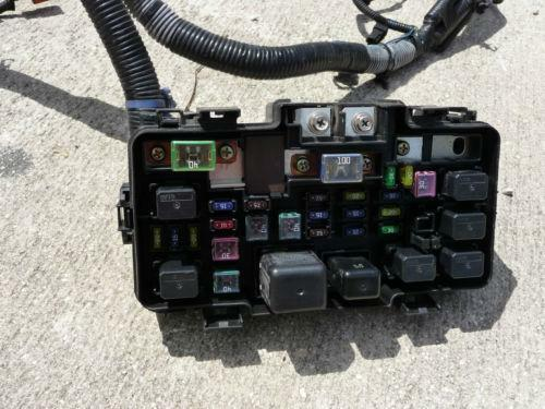 Acura Rsx Base Auto Ecu Harness Library Of Wiring Diagram - Acura rsx type s ecu