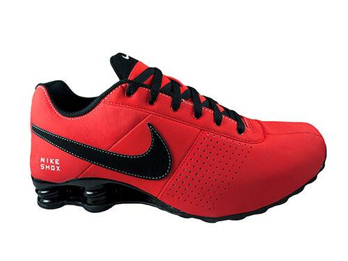 Nike Shox Red