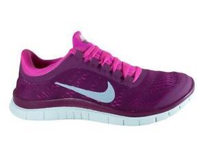 3011a17743fca New Nike Free Running Dark purple
