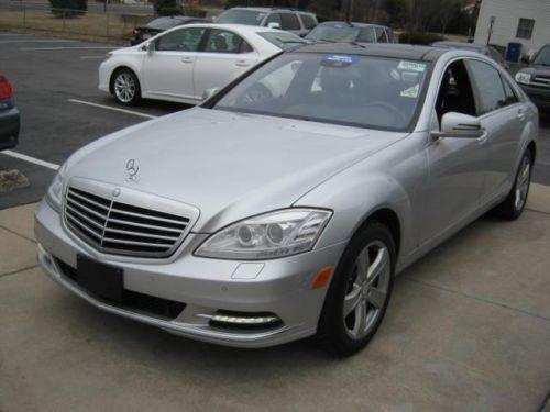 Image Gallery 2010 Mercedes Benz S55