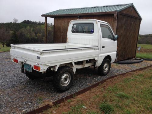 Anese Mini Trucks For Ebay