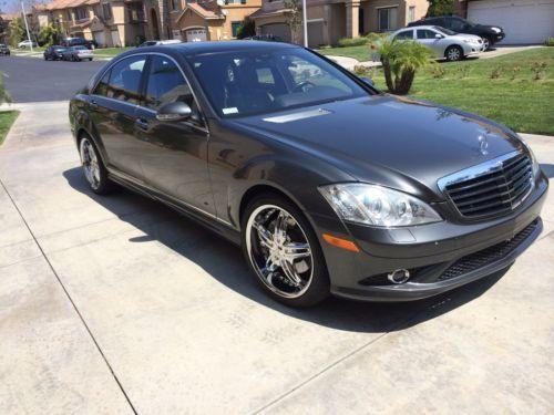 Image gallery 2008 s550 for 2008 mercedes benz s600 for sale