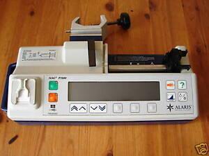 Alaris pump user manual