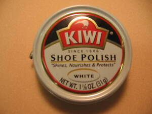 Where Can I Buy Kiwi Shoe Polish White