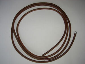 New!!!!SINGER, JONES SEWING MACHINE PARTS TREADLE LEATHER BELT