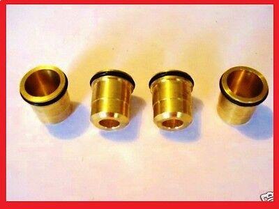 4x Düsenhülse + 4x O-Ring // MTS 50 52 Belarus Ersatzteile Einspritzdüse Motor