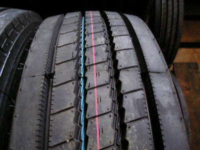 8r19.5 Tires Gl283a All Position 12 Pr Truck And Rv Tire Samson / Advance 8195