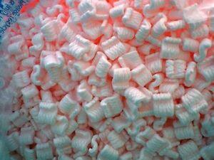 7-cu-ft-Pink-Anti-Static-Packing-Peanuts-Popcorn-New-Clean-Fast-Ship