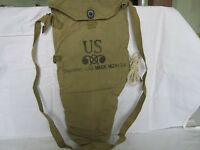 U.S. Training Gas Mask M2A1-I-I Bag