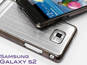 New-Stylish-Silver-Aluminium-Series-Case-Cover-Fits-For-Samsung-Galaxy-S2