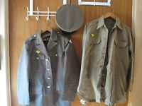 WW2 U.S. Army Dress Uniform
