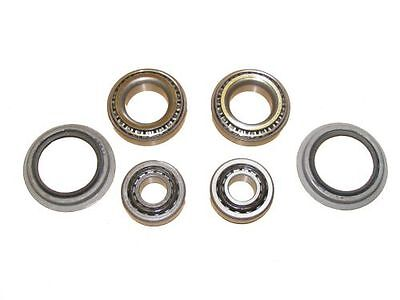 Front Wheel Bearings & Seals 61 62 63 Buick Special & Skylark NEW SET