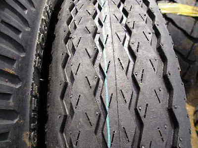 (2-tires) 7-14.5 Trailer Express 12 Ply Rating Tire With Scuff Blocker 7145