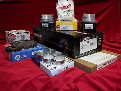Dodge Ram 318 5.2 Master Engine Kit 1997 98 99 2000 01 02 03 Pistons Gaskets