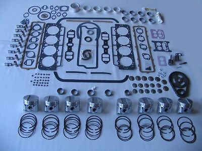 Basic Engine Rebuild Kit 1953 Cadillac 331 V8 NEW