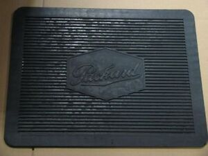 New-Set-of-4-Packard-Accessory-Black-Floor-Mats