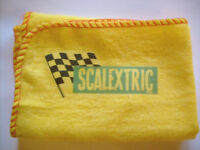 Scalextric Slot Car Racing: Brand Yellow Cleaning Duster With Logo Decal. - scalextric - ebay.co.uk