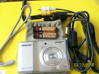 Sony Cyber-shot Dsc-s2100 12.1 Mp Digital Camera Silver - sony - ebay.com