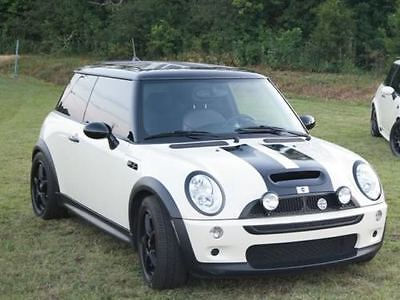 """Mini Cooper 8"""" Rally Stripe Stripes Decals Clubman Countyman FIT ALL YR & MODELS"""