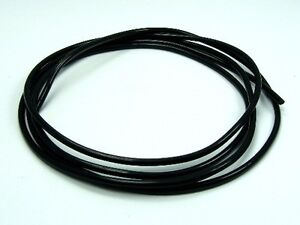 5M Silicon RUBBER CORD 1mm /1.5mm/ 2mm / 2.5mm / 3mm / 4mm for Bracelet Necklace