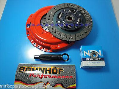 Clutch Kit Stage 1 Bahnhof For 89-00 Geo Chevrolet Metro 1.0l 3cyl Non Turbo