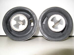 PAIR (2x)    Suzuki Swift Rear Axle Bushing Pair 2004-2008