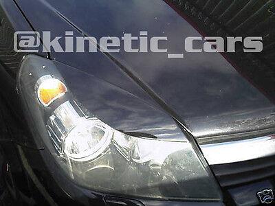 Vauxhall Astra H eyebrows eyelids inc vxr sri