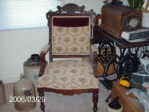 Victorian Eastlake Furniture - Make a reasonable offer
