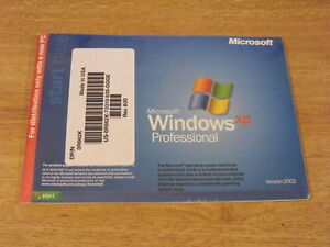 Windows XP Pro SP3 CD Service Pack 3 Professional OEM