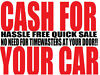 'I BUY ALL VEHICLES CARS VANS TRUCKS 4X4 MVPS ETC ETC ANY CONDITION CASH BUYER''''''''''' All Areas, Oxfordshire