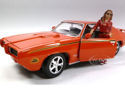 Car Model Victoria Figure 1:24 Scale Diecast Model Cars American Diorama 23836