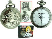 Anime Pocket Watch