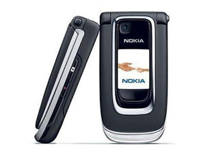 Nokia 6131 NFC Phone Quad Band Black Flip phone
