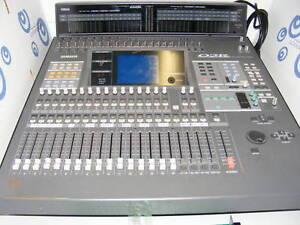Yamaha Digital Mixer O2r : yamaha o2r digital mixer studio recording pro tools mixing console meter bridge ebay ~ Russianpoet.info Haus und Dekorationen