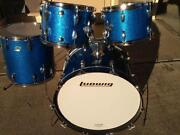 Ludwig Blue Sparkle