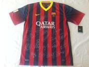 Barcelona Signed