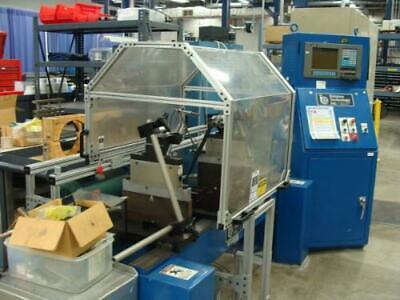 250 Lb. Balance Technology Inc H-250 Horizontal Balancer Wsafety Shield