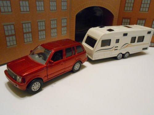 toy car caravan