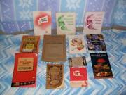 Vintage Cookbook Lot