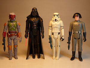 Looking for vintage Star Wars action figures