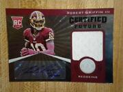 Robert Griffin III Auto Card