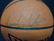 Isiah Thomas Autographed Basketball