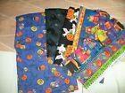 Halloween Craft Fabric Lots