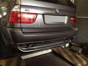 BMW x5 Auspuff