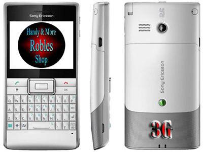 Sony Ericsson Aspen (Ohne Simlock) Smartphone UMTS WLAN FM RADIO TOUCH 4BAND MP3 ()