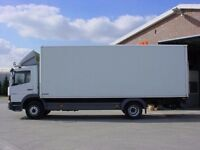 HANDY MOVERS. 7.5 TONE LORRY OR 3.5 TONE VAN HIRE, BELFAST & NI, COMPETITIVE PRICES