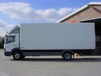 HANDY MOVERS, 7.5 TONE LORRY OR 3.5 TONE VAN HIRE, BELFAST & NI, COMPETITIVE PRICES