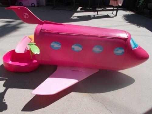 Barbie Airplane Ebay